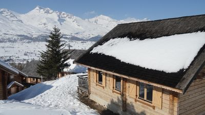 Photo for Hauts Lauziere - Chalet 3 rooms - Capacity 7 people