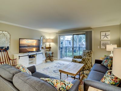 Photo for 20 Ocean Club  perfectly located near shopping, dining and entertainment.