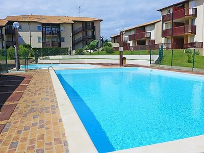 Photo for Apartment for 4 in Vieux Boucau with pool