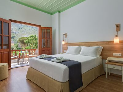 Photo for Superior Apartment with Private Veranda and Sea View A, Symi