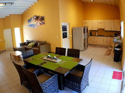Photo for Family vacation rental, 5 min drive to the beach.