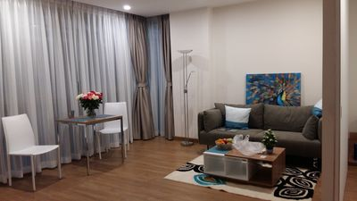 Photo for Modern Luxury 1 Bdr. Apartment in Nimman Heaminda Area