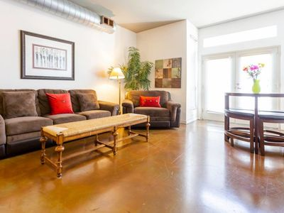 Photo for Luxury Loft in GasLamp Quarter!