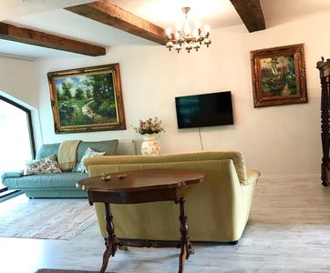 Photo for Beautiful fully furnished 2 Bdrm Villa with Pool, Snagov Bucharest Romania