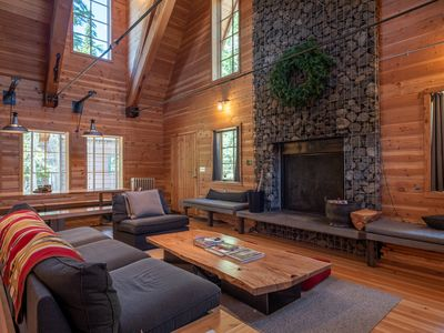 Photo for Luxury Lodge in Government Camp,  Hot Tub - Skier's Paradise