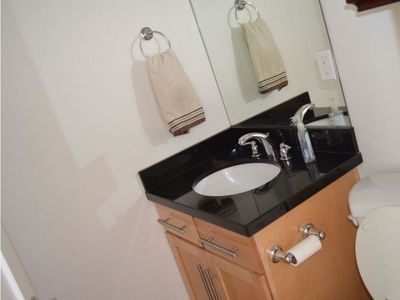 Photo for Beautiful, furnished 3 Br Condo close to Downtown SLC, built in 2007.