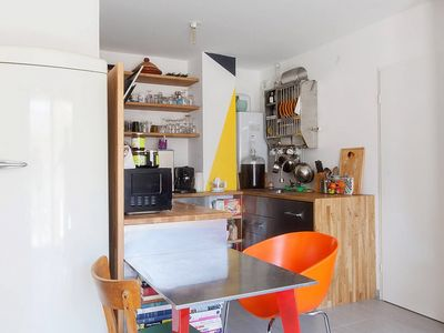 Photo for La Garrigue - T2 apartment with terrace
