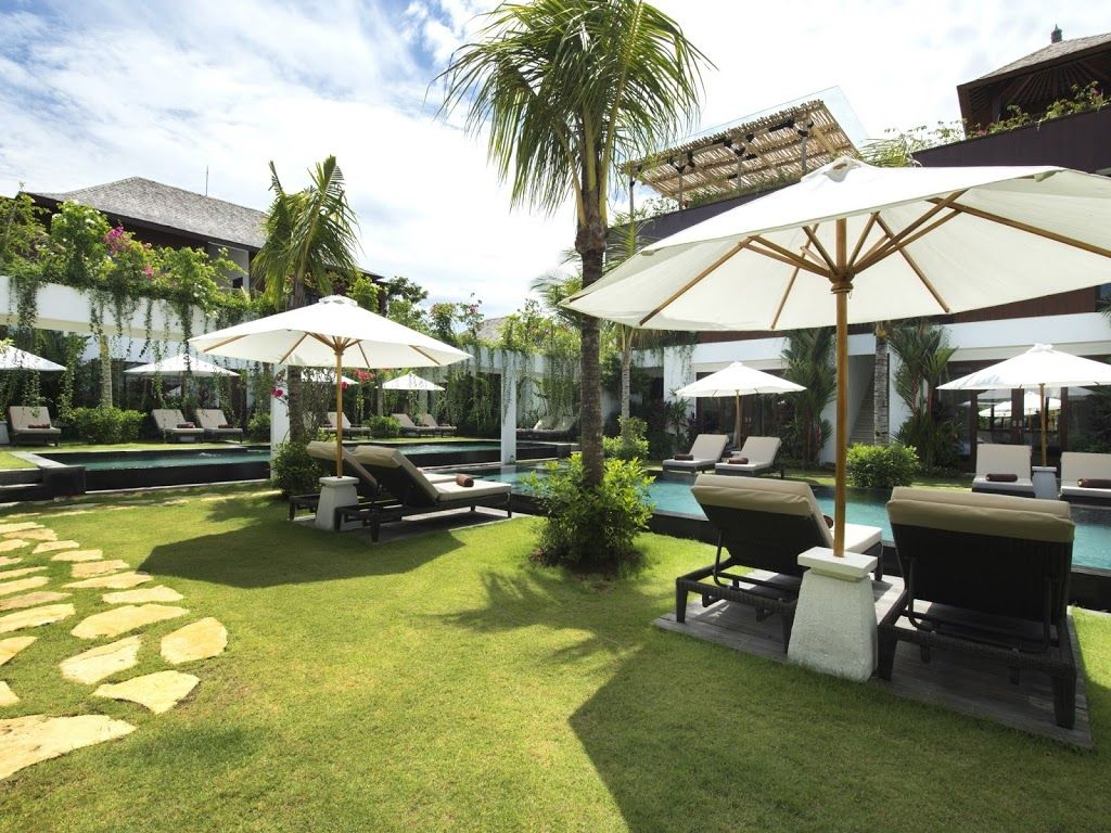In kuta with internet pool air conditioning terrace for Terrace 8 residence kuta
