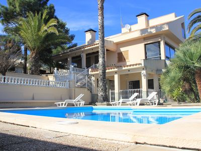 Photo for Villa Teresita High Views with private pool