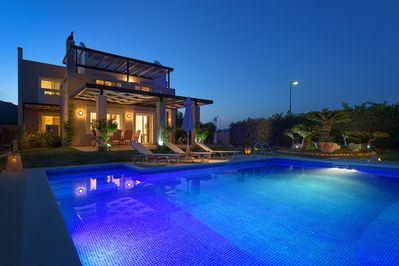 EverGreen Seaside Villa with swimming pool - Rhodes
