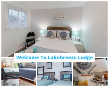 Photo for Lakebreeze Lodge - 2-3 bedroom Great location