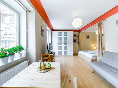 Photo for Cosy and spacious Kampa apartment