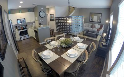 Photo for Disney On Budget - Lucaya Village - Amazing Contemporary 4 Beds 3 Baths Townhome - 3 Miles To Disney