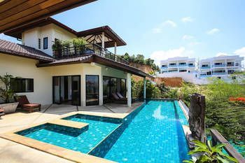 Photo for 4 Bedroom Sea View Villa Suay Paap