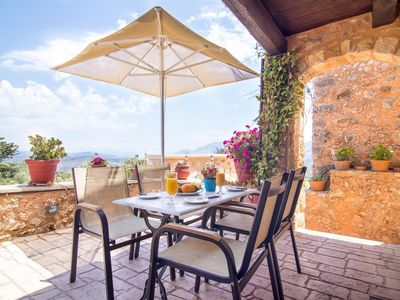 Photo for 1BR Apartment Vacation Rental in Samonas, Crete