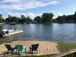 Photo for 4BR Cottage Vacation Rental in Howard City, Michigan