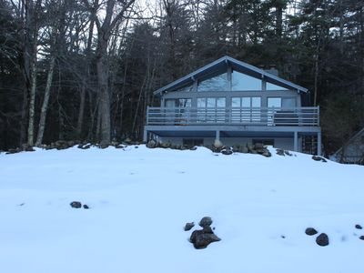 Photo for BAR91B - Cozy Vacation Rental Overlooking Lake Winni