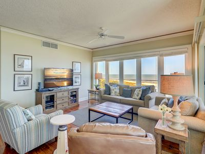 Photo for 508 Windsor Place-OCEANFRONT 5TH FLOOR PENTHOUSE!