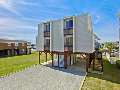 Photo for *New Listing* Canal Home with Private Dock & Direct Access to ICW