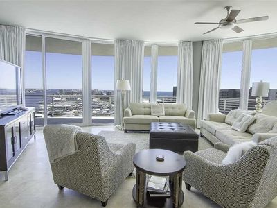 Photo for HOT DEALS! Great View | Luxurious Penthouse | Liquid Life Vacation Rentals