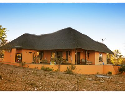 Photo for Luxury in the African bush, hot tub & free WIFI