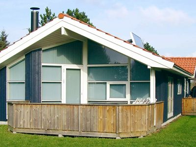 Photo for Spacious Holiday Home with Roofed Terrace at Rødby