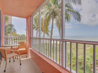 Photo for Gulf Front One Bedroom on Fort Myers Beach/ Estero Island- Unit 101