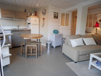 Photo for THE HEART OF FISHERMEN, new apartment.