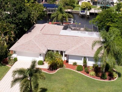 Photo for Wischis Floria Vacation Home - Gulf Island in Cape Coral