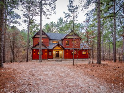 Photo for Dulce Vida in Pine Lake at Broken Bow - accommodates up to 14 guests!
