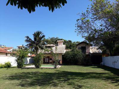 Photo for House in Buzios, with pool and 800 meters of lawn.