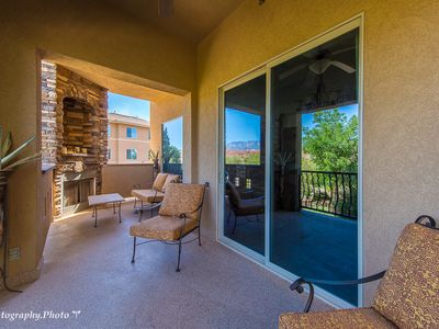 Photo for Sunset View 3 Bedroom Suite Steps From The Pool