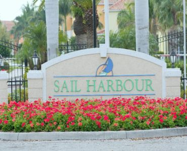 Sail Harbour Entrance