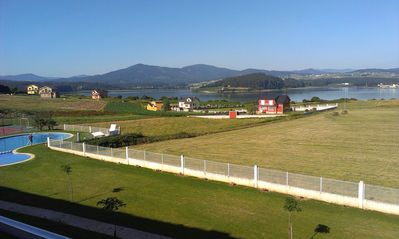Photo for Apartment with views on Altar beach - Galicia. Beach of the Cathedrals.
