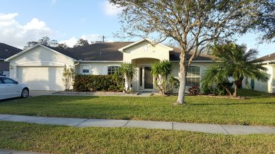 Photo for Beautiful and Comfortable!! - 4 Bedroom 2 Bathroom Pool home -