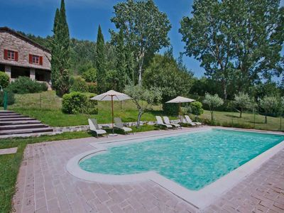 Photo for Modern Villa in Assisi with Private Pool