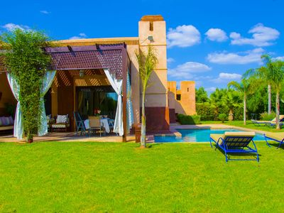 Photo for 3BR Villa Vacation Rental in Marrakech, Marrakech-Tensift-Al Haouz