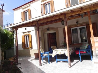 Photo for Village house with two bedrooms, close to beautiful beaches on Lesvos