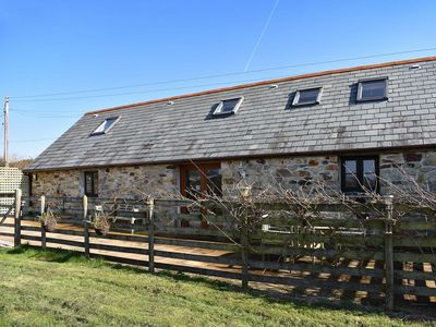 Photo for 3BR House Vacation Rental in Rose, near Perranporth
