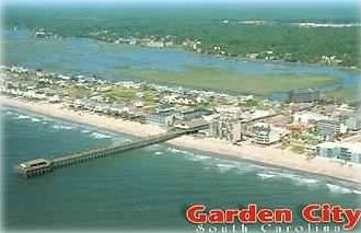 luxury beachfront at garden city beach pier vrbo