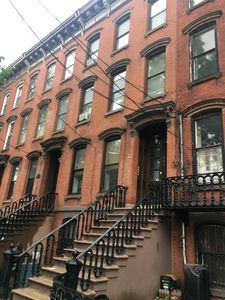 Photo for Classic Brownstone Apartment in a Historic Neighborhood