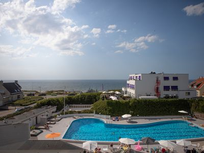 Photo for Great apartment 100 meters from the beach, sea and dunes