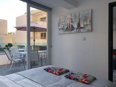 Photo for Ayia Napa GO SEA apt. 2BD w/TERRACE! Amazingly located!