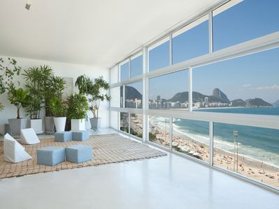 Photo for COPA BEACH LUXURY OCEANFRONT 5BR APARTMENT