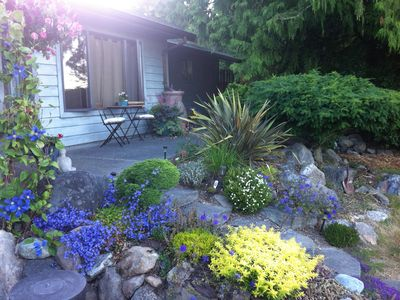 Photo for Relax at Trincomali Ocean View Studio on 1 acre of landscaped gardens & lawns