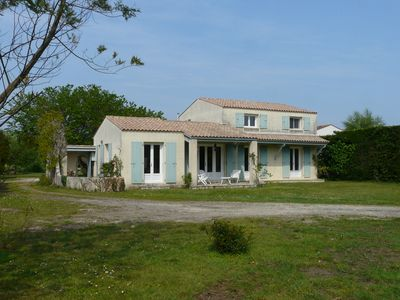 Photo for ST GEORGES D OLERON, House, large heated pool and landscaped garden (FR6GMXK)