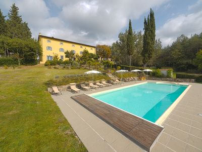 Photo for Comfortable Villa With Heated Pool
