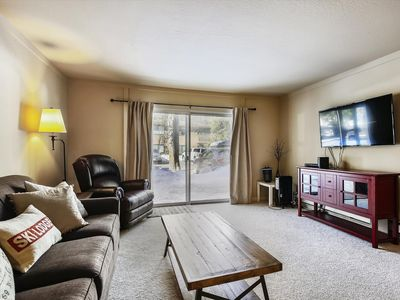 Photo for NEW LISTING! Unbeatable Location - Walking distance to Squaw Valley Ski Slopes and The Village at Squaw Valley!