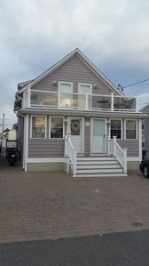 Photo for Private Old Lyme Beach with Waterviews.  Summer/Academic Rental
