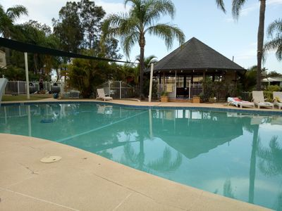 Photo for Tranquil Robina Lakes Resort .Centrally located  Town house  Games Central